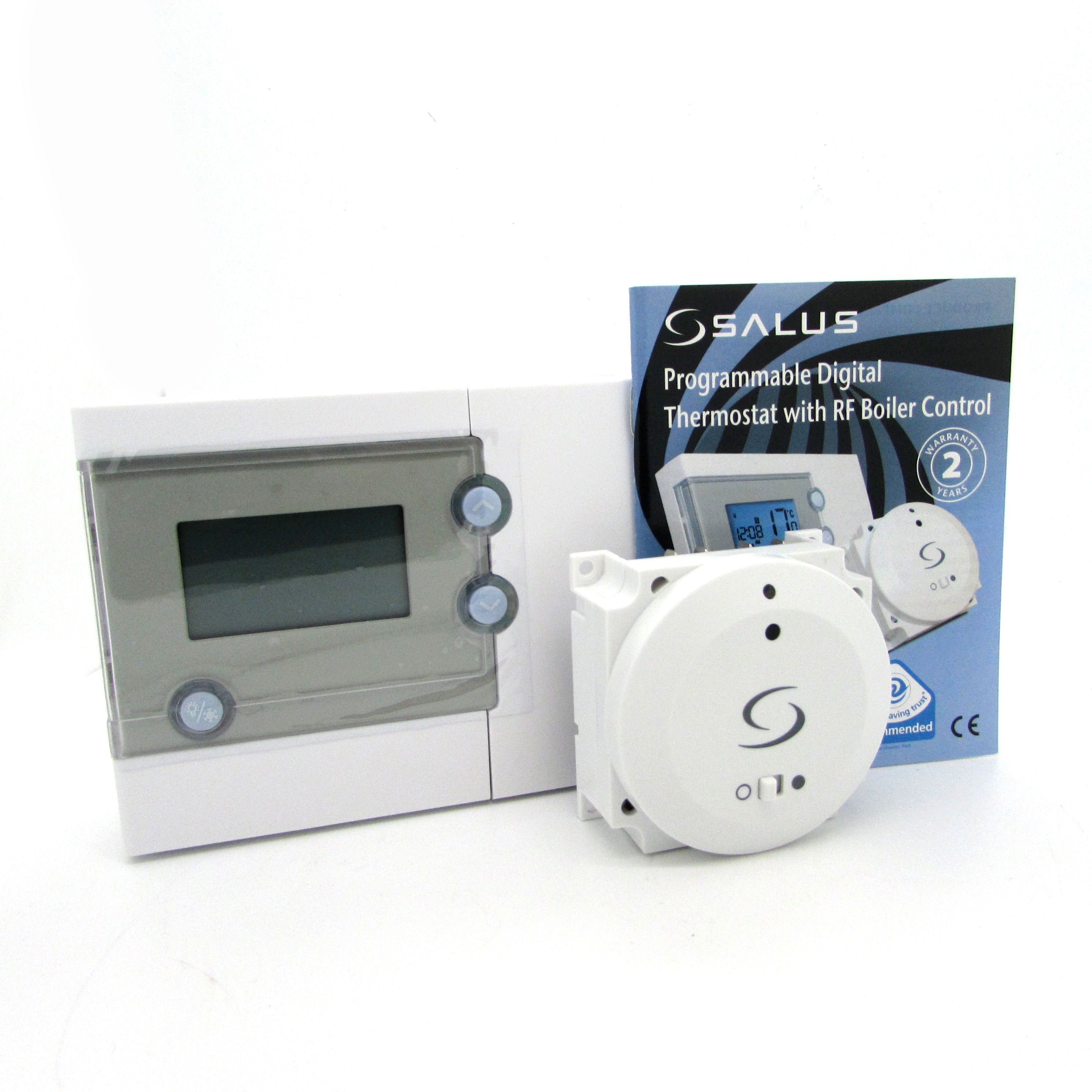 Salus RT500BC Combi Boiler Digital Programmable Wireless Thermostat